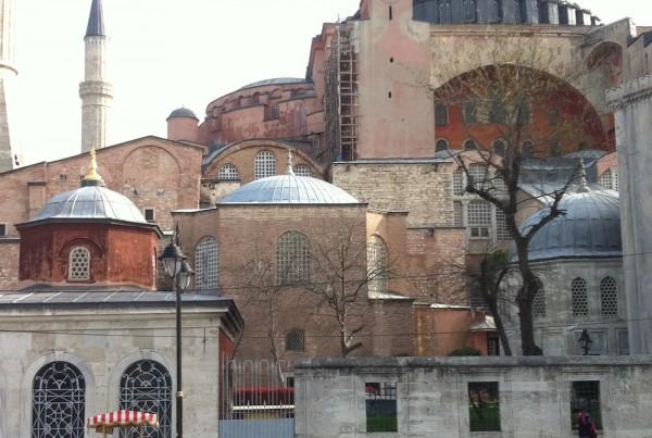 ISTANBUL-Hagia Sofia-Sainte Sophie-CF