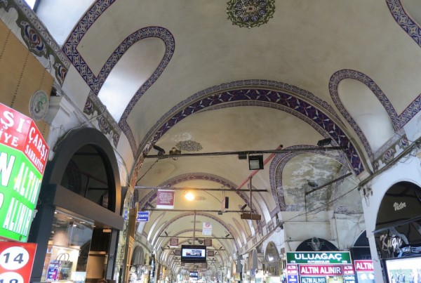 ISTANBUL-Le Grand Bazar 1-CF