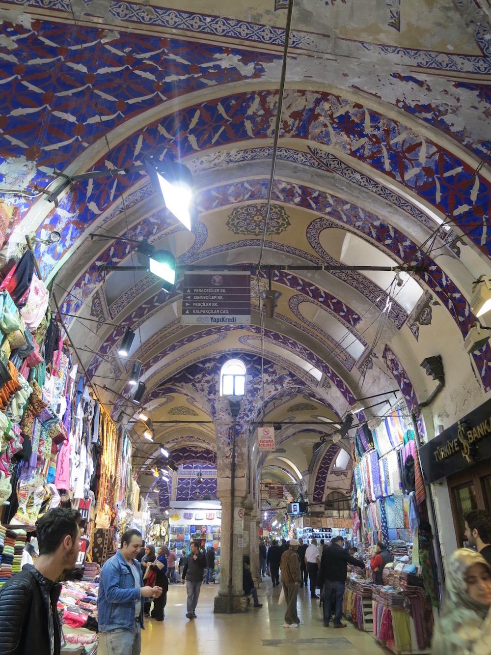 ISTANBUL-Le Grand Bazar 2-CF