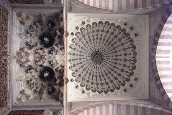 ISTANBUL-Mosquée Süleymaniye-détail entrée-CF