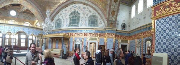 ISTANBUL-Palais Topkapi-Harem 1-CF
