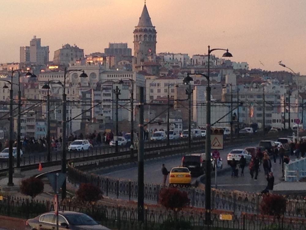 ISTANBUL-Pont de Galata-CF