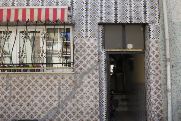 ISTANBUL-Quartier Balat vers Kariye Müzesi 3-CF