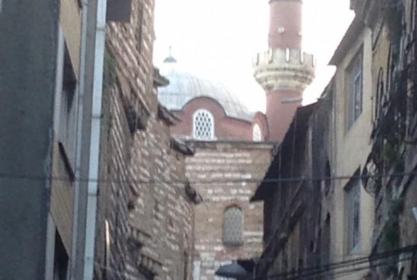 ISTANBUL-büyül yeni han de la rue-CF